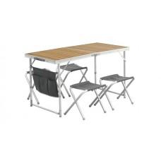 Mesa de picnic/campismo Outwell Marilla (conjunto)