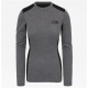 Base Layer Senhora The North Face Easy L/S Crew Neck