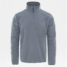 Camisola Homem The North Face 100 Glacier 1/4 Zip