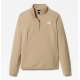 Camisola Senhora The North Face 100 Glacier 1/4 Zip