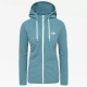 Casaco Senhora The North Face Mezzaluna Full Zip Hoodie