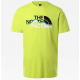 T-Shirt Homem The North Face Mountain Line Tee