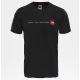 T-Shirt Homem The North Face Never Stop Exploring Tee